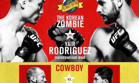 UFC Denver Preview