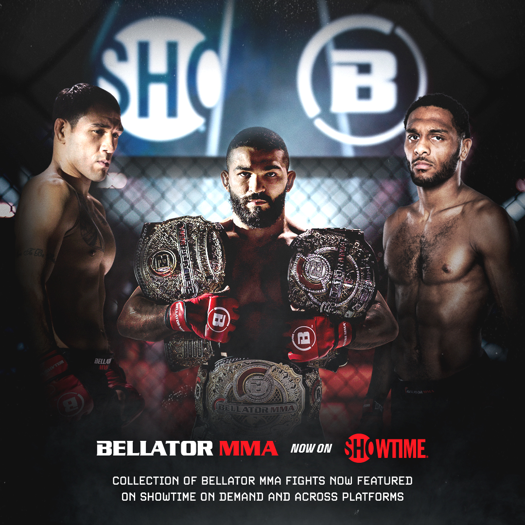 Bellator MMA on Showtime