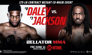 Daley vs. Jackson