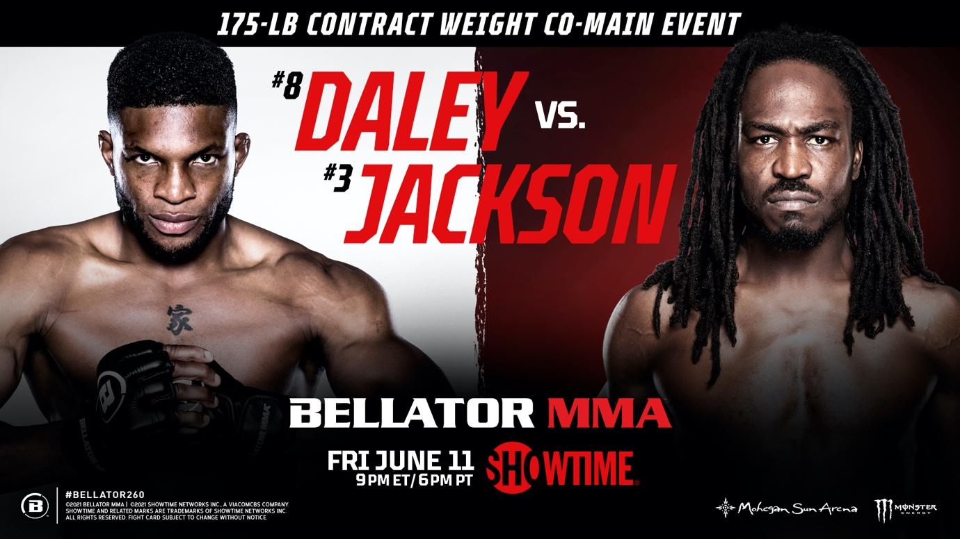 Daley vs. Jackson